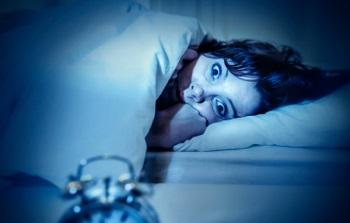 Паническая атака во сне
